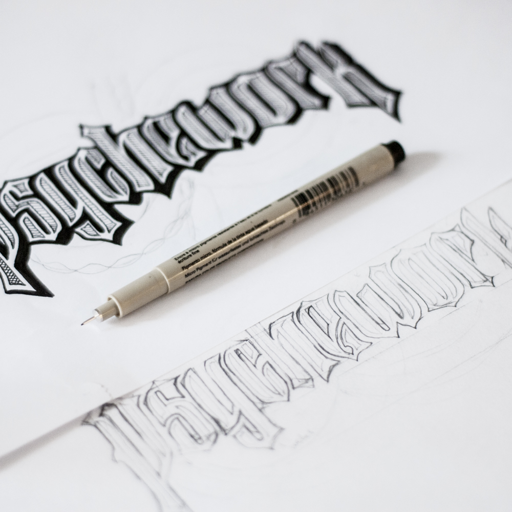 Psychework sketch, Mikko Rauhamäki