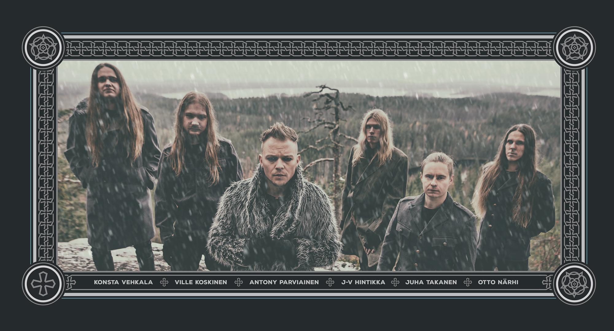 Psychework - Bandphoto, Photo by Jaakko Manninen