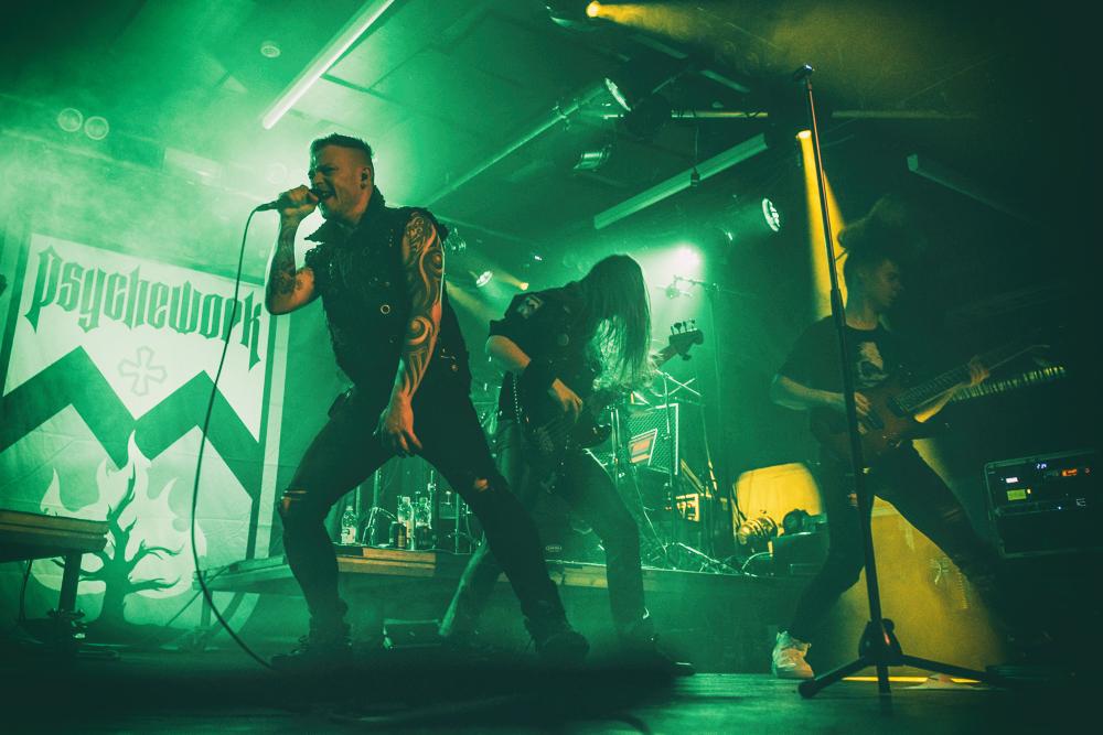 Psychework - Photo by Jaakko Manninen