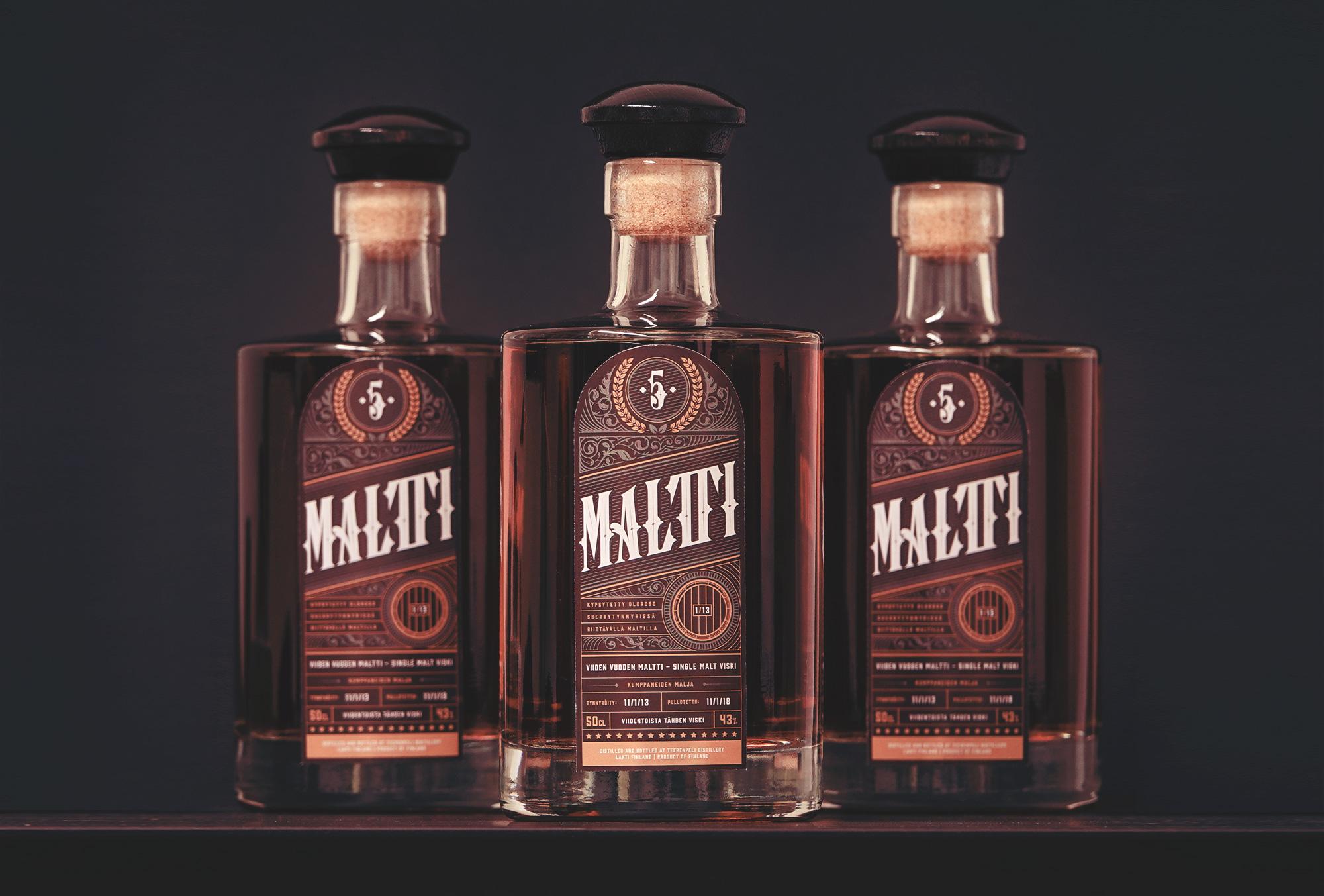 Viiden vuoden Maltti
