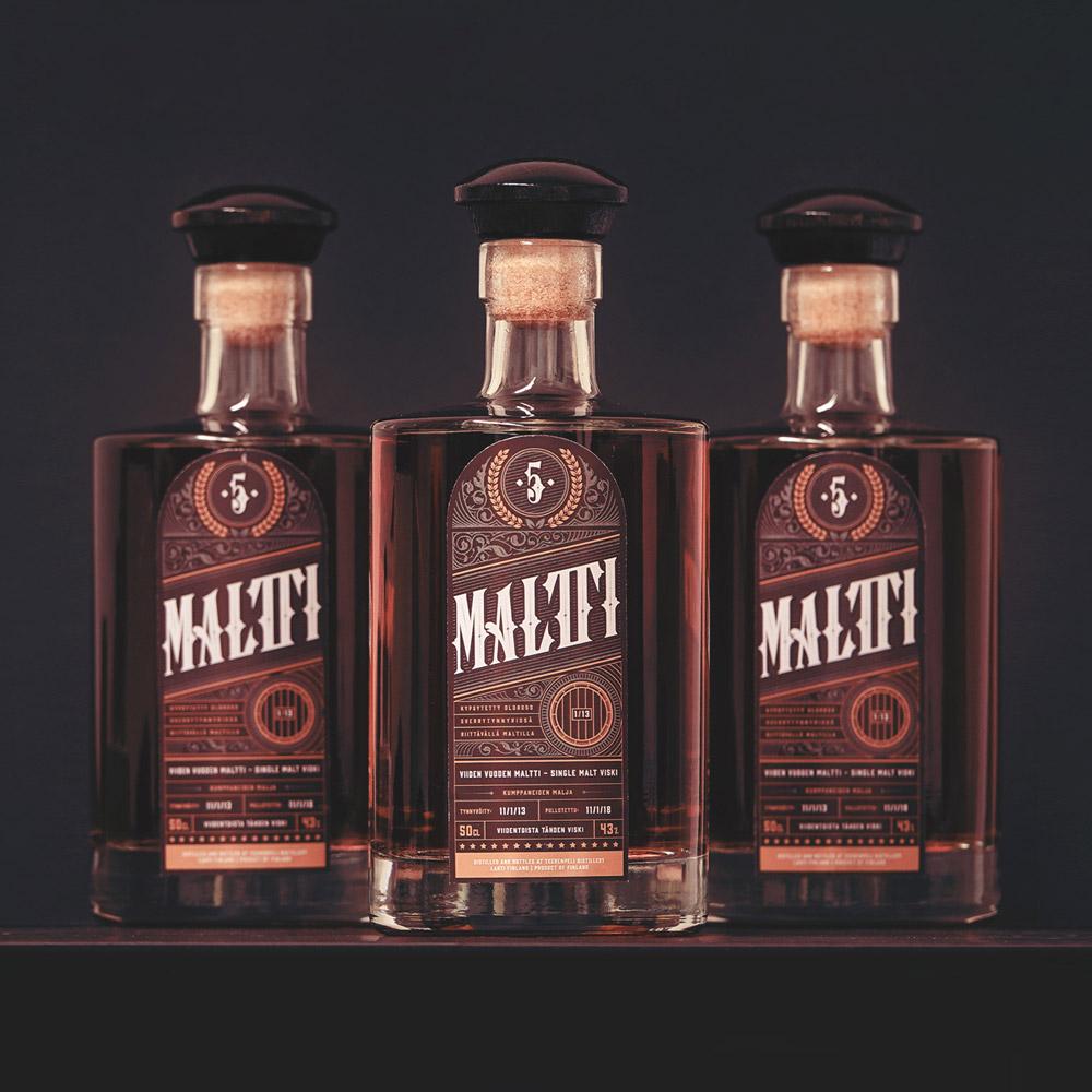 Maltti Whiskey