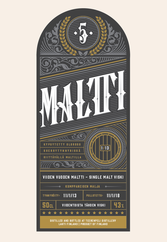 Maltti Label