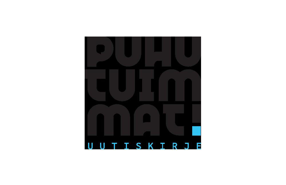 Puhutuimmat logo