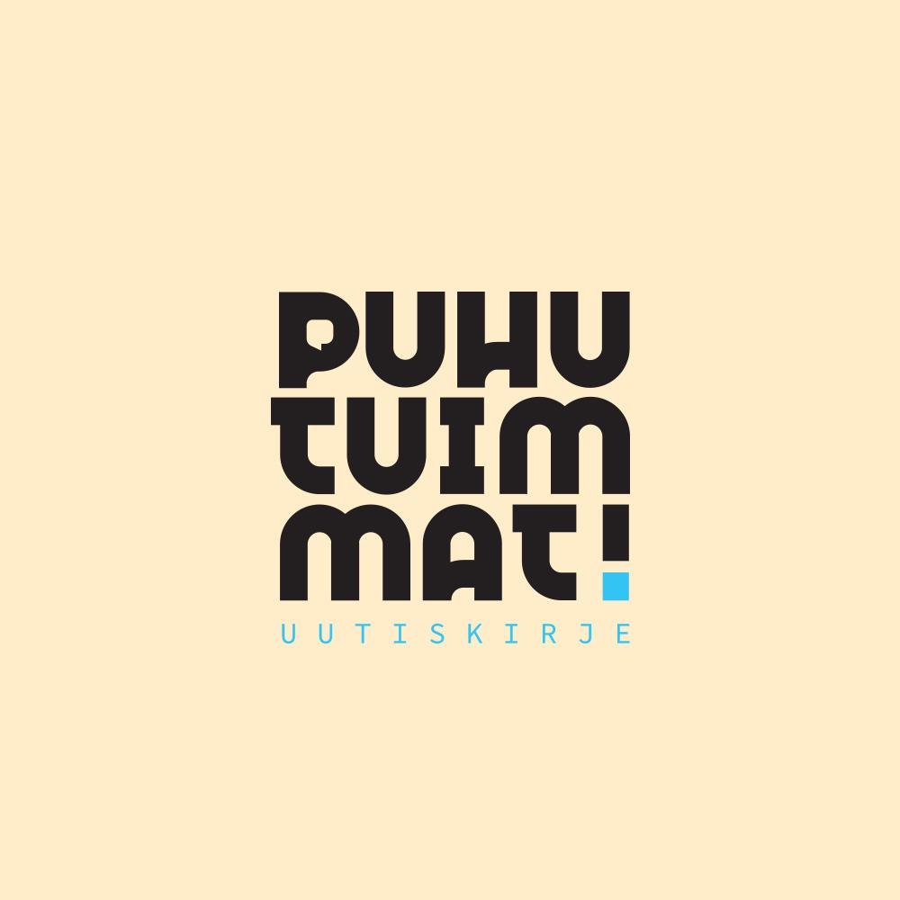 Puhutuimmat uutiskirje logo, Mikko Rauhamäki